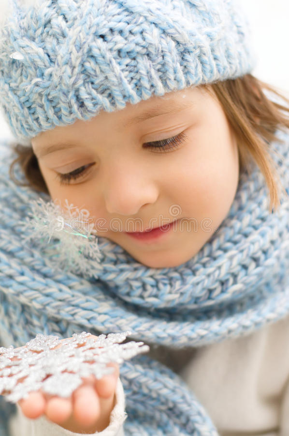 Download Winter portrait stock photo. Image of beauty, happy, cute - 36394808