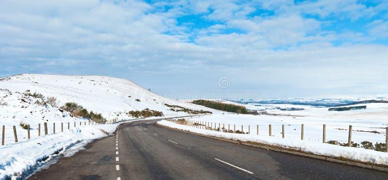 Download Winter Road stock image. Image of scenic, asphalt, scenes - 30358719