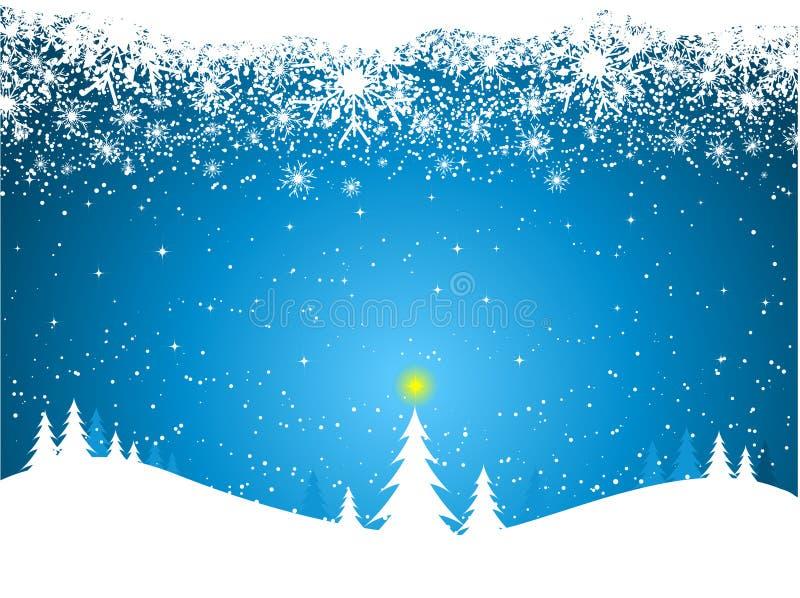 Download Winter scene stock vector. Illustration of decorative - 11693217