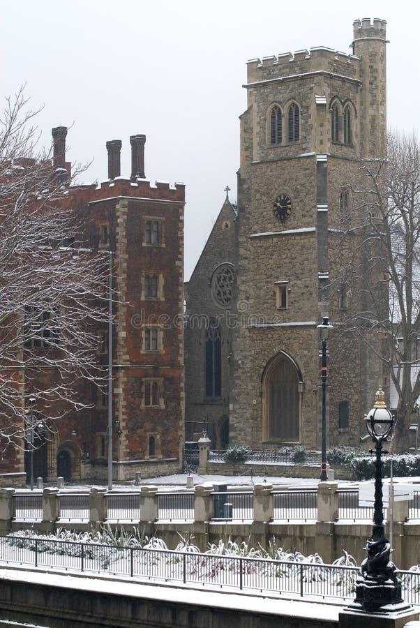 Download Winter Scene stock photo. Image of mortons, architecture - 12753680