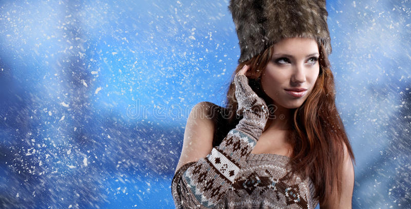 Download Winter Scenery Royalty Free Stock Photos - Image: 18137298