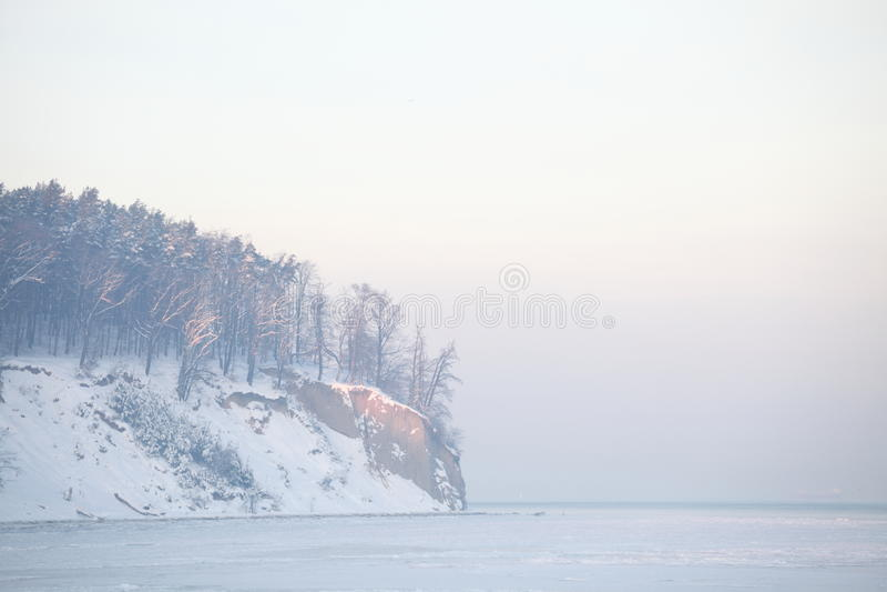 Download Winter sea - ice - floe. stock photo. Image of snow, nobody - 20991186