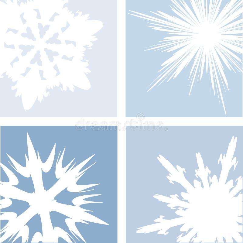 Download Winter snow stock illustration. Illustration of ornament - 225613