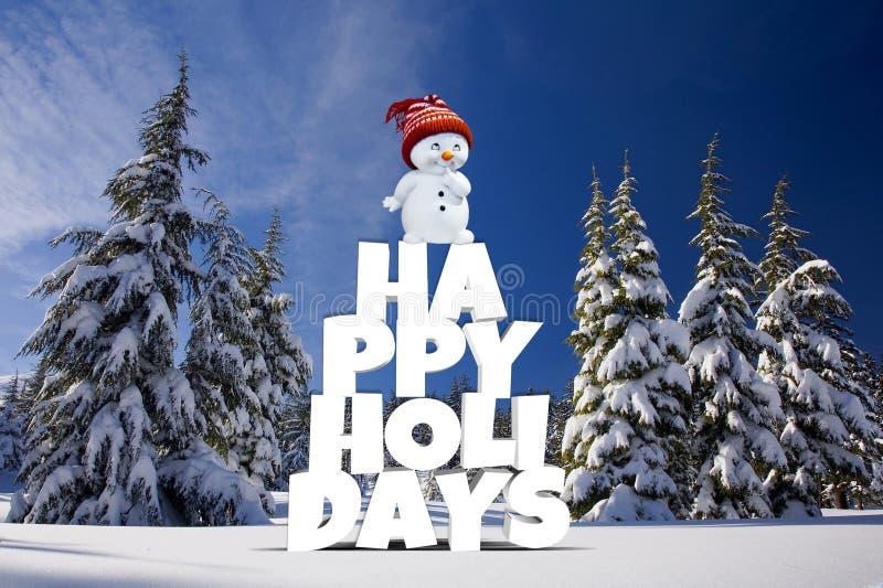 Winter, Snow, Christmas Tree, Tree Free Public Domain Cc0 Image