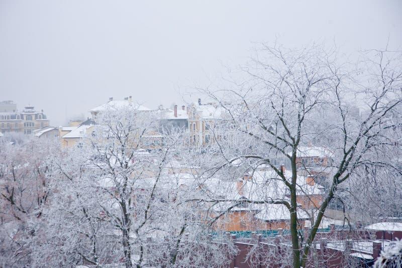 Winter-Stimmung lizenzfreies stockfoto