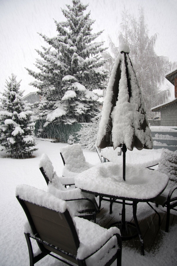 Free Winter Storm Royalty Free Stock Photos - 5260948