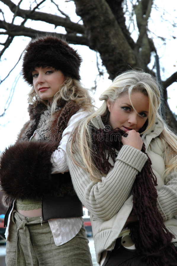 Winter style stock photography