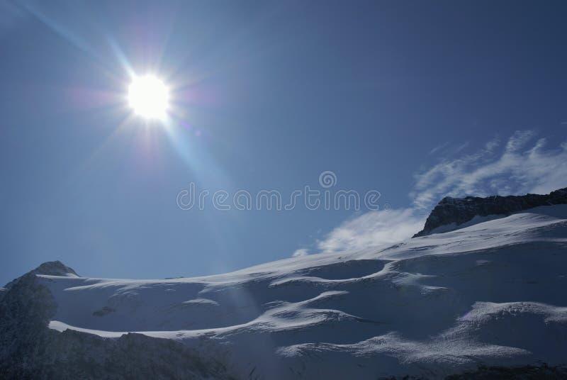 Download Winter sun stock photo. Image of route, landscape, suns - 12306060