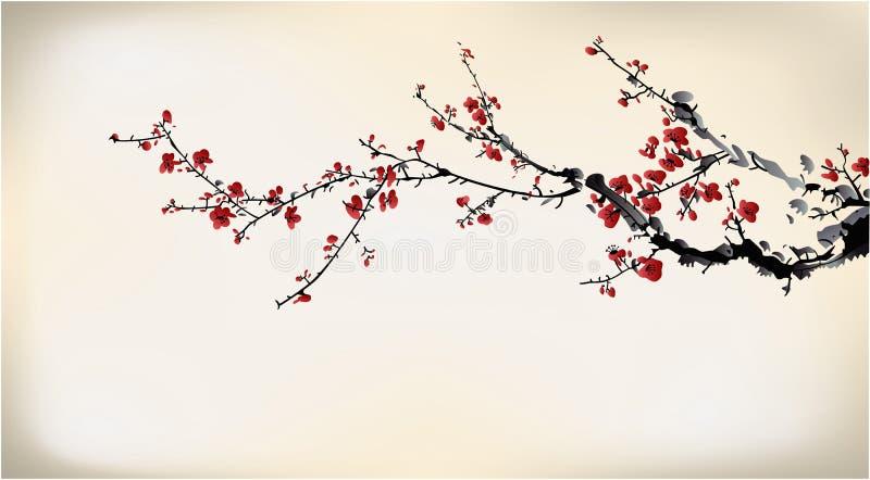 Winter sweet vector illustration