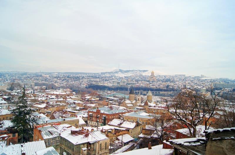Winter in Tbilisi