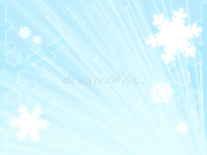 Winter Theme vector illustration