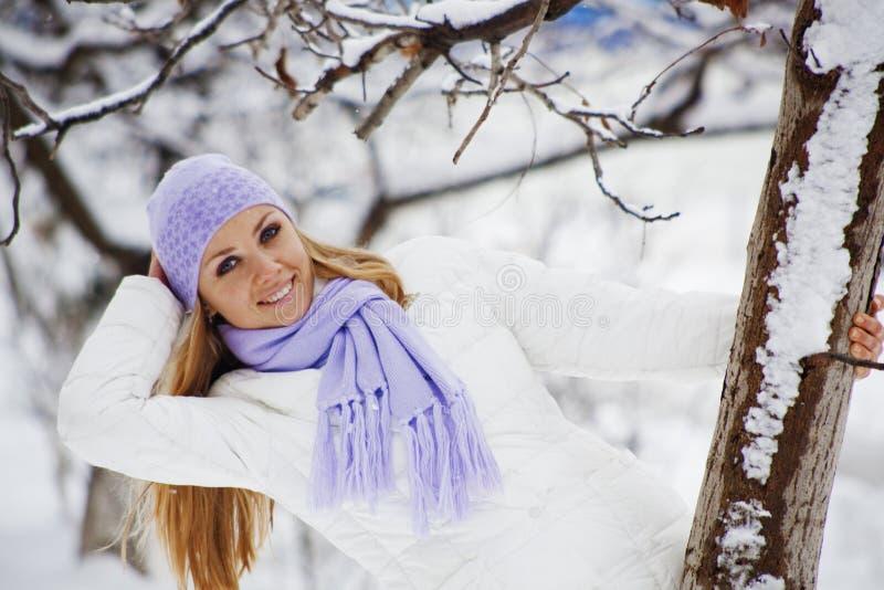 Download Winter vacations stock photo. Image of blong, adult, seasonal - 12894312