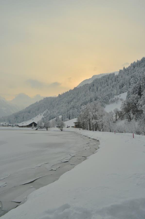 Winter Wonderland stock images