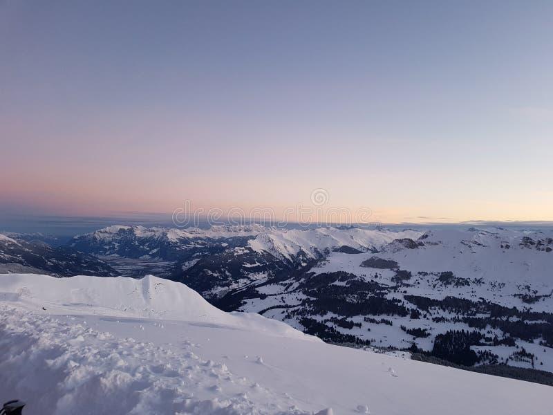 Winterday στοκ φωτογραφία