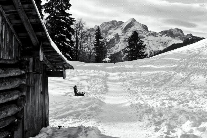 Winterdream immagini stock libere da diritti