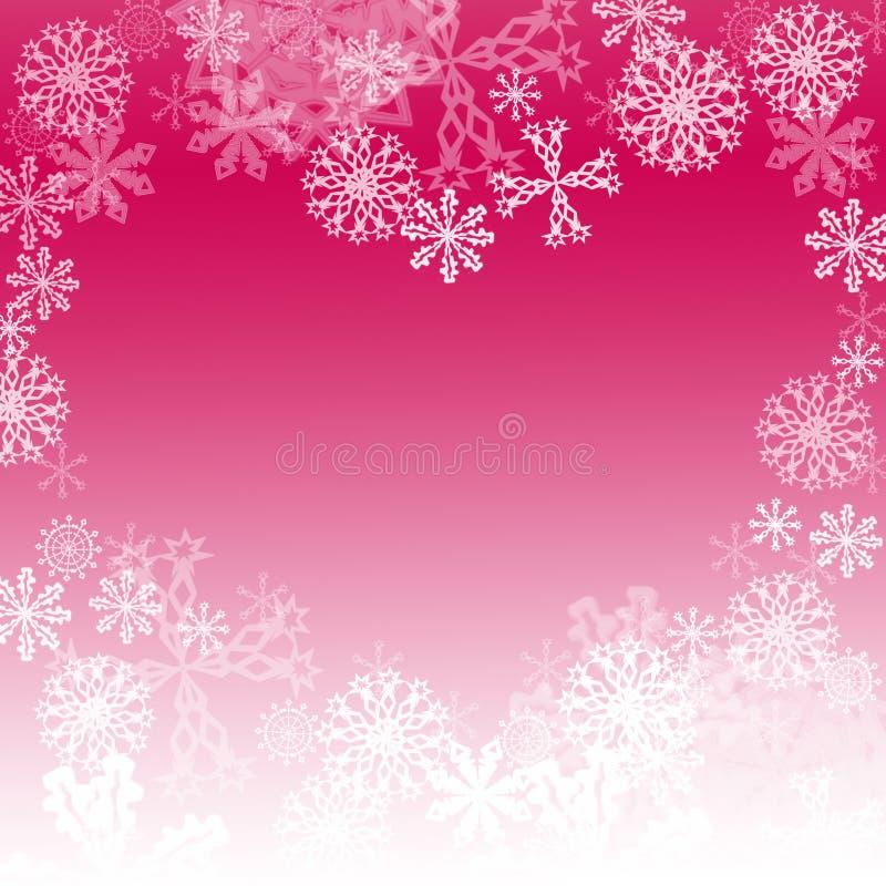 Winterinneres vektor abbildung