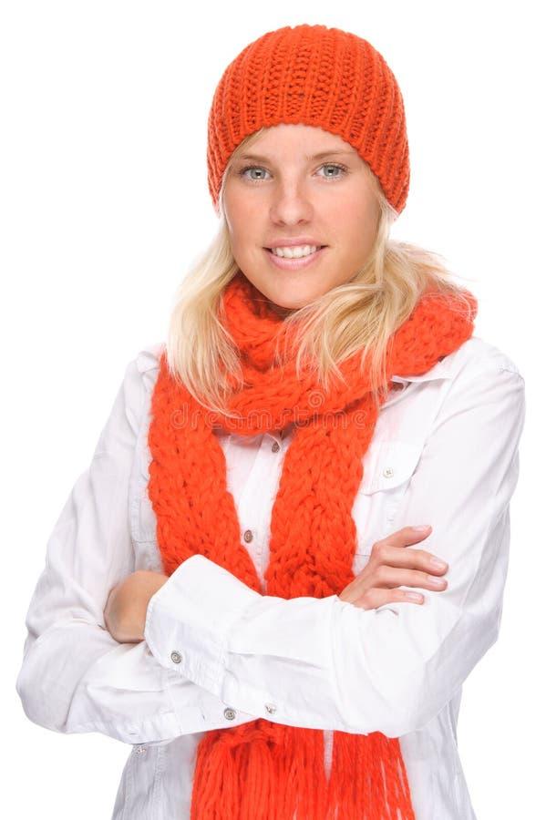 Winterkleidung stockbild