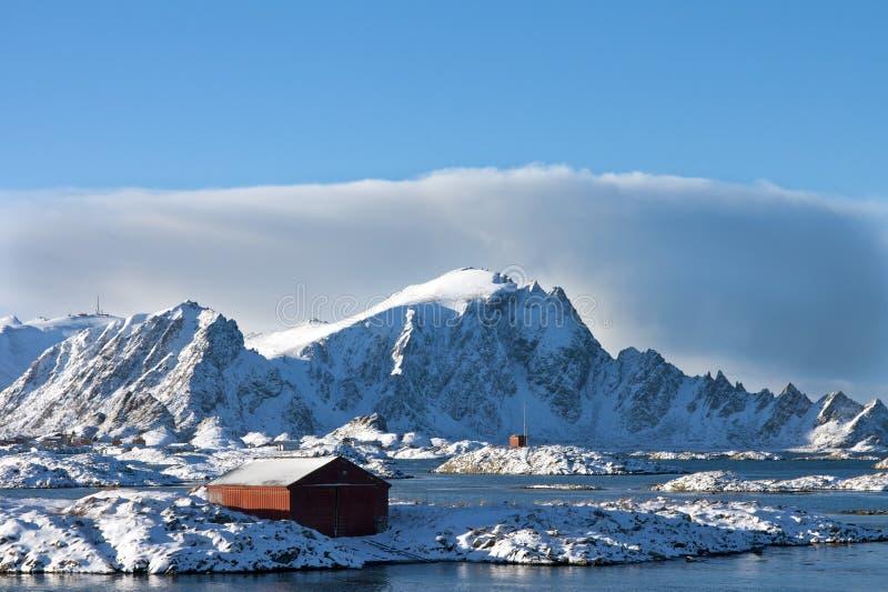 winterland photographie stock
