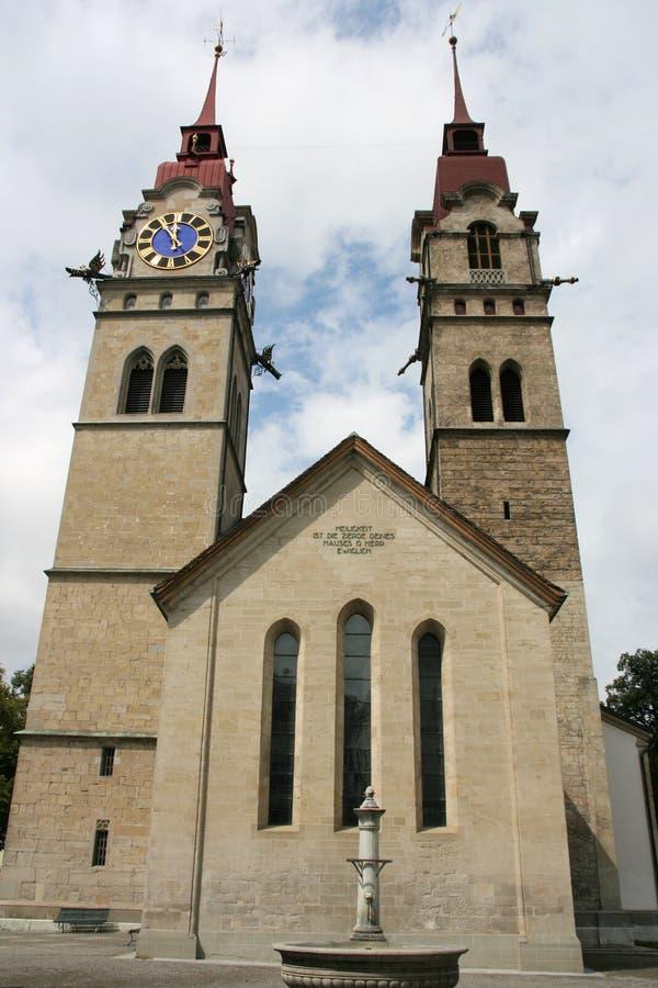 Winterthur imagem de stock