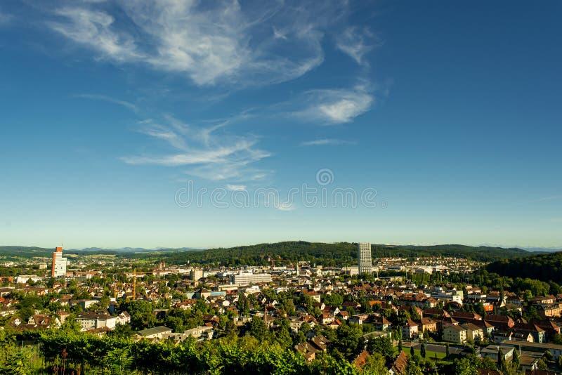 Winterthur photo libre de droits