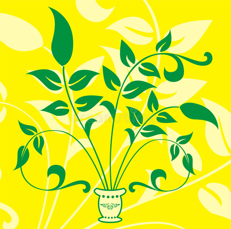 wiosenne tła wektora ilustracji