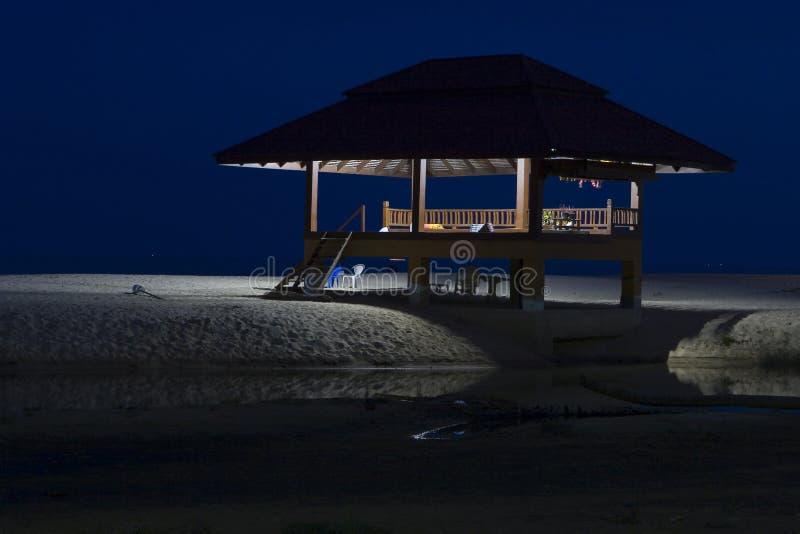 wioska oceanu zdjęcia stock