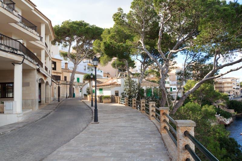Wioska rybacka Cala Figuera, Majorca obrazy royalty free
