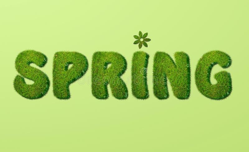 Wiosna. ilustracji