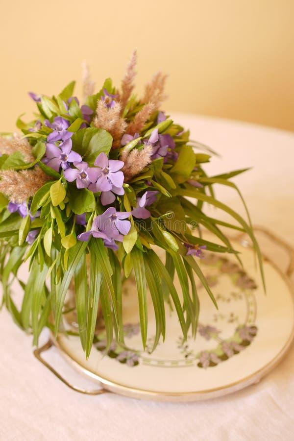 Wiosna dzikiego kwiatu bukiet obrazy stock