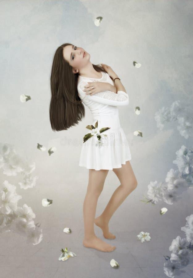 Wiosna rapsod obrazy royalty free