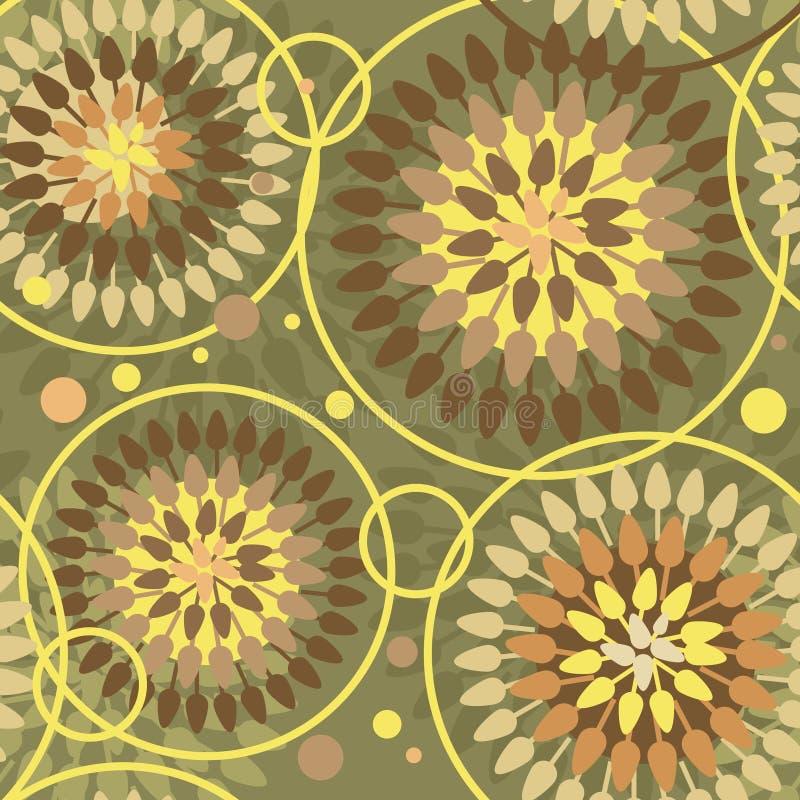 wiosna tekstura ilustracji