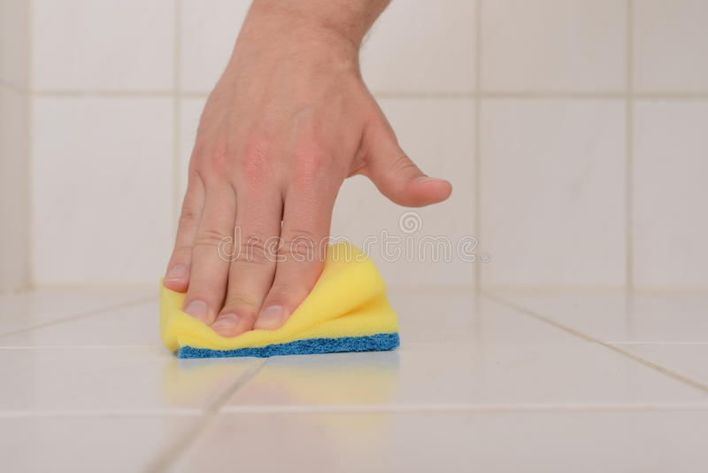 Wiosny cleaning obrazy royalty free