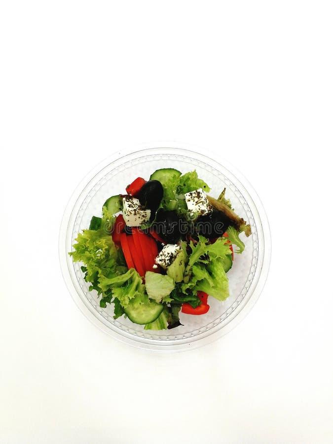 Wiosny sałatka zdjęcie stock