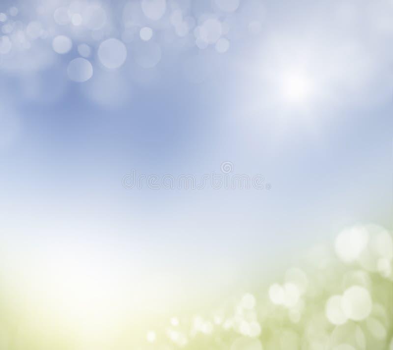 Wiosny tło ilustracji