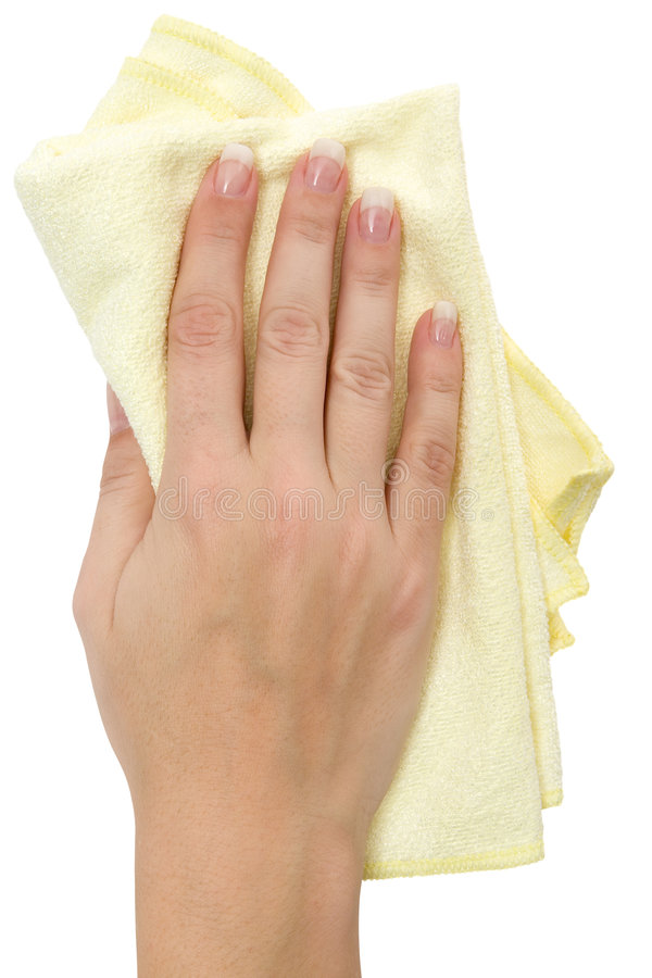 Download Wiping stock photo. Image of correction, cleaning, hands - 3808740