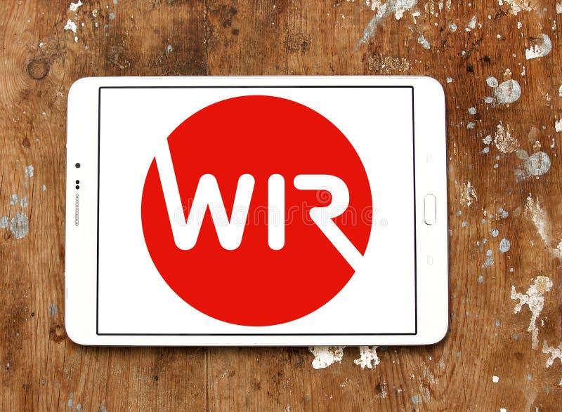 WIR Bank logo stock image
