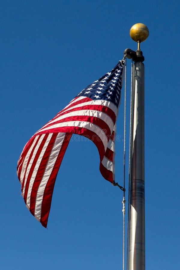Wir Flagge stockfotografie