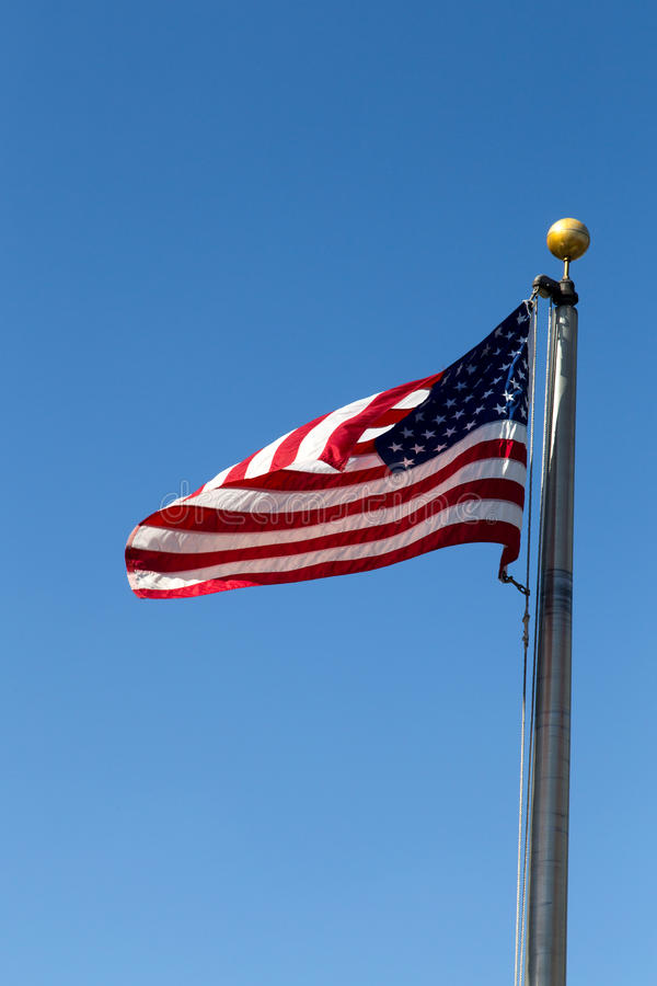 Wir Flagge lizenzfreies stockfoto