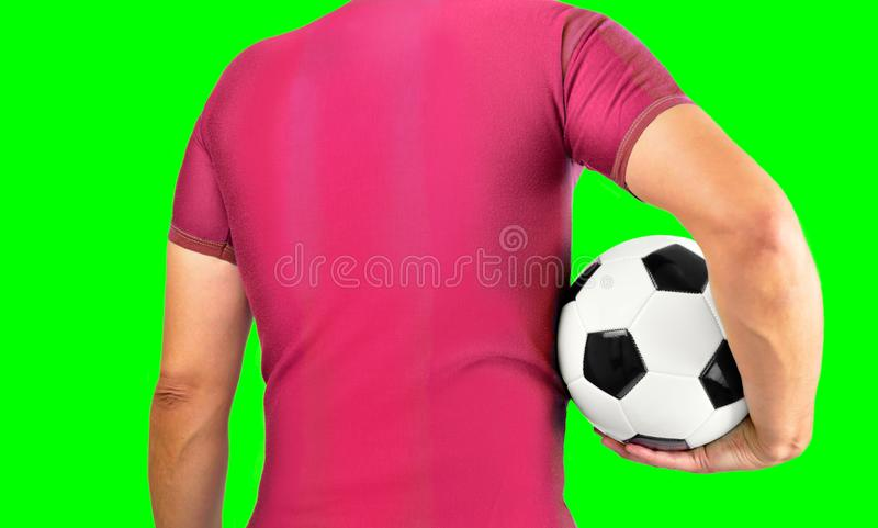 Wir sind Fußball stockbilder