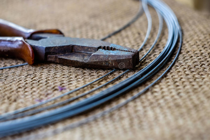 Old Wire Cutter Stock Images Download 343 Royalty Free