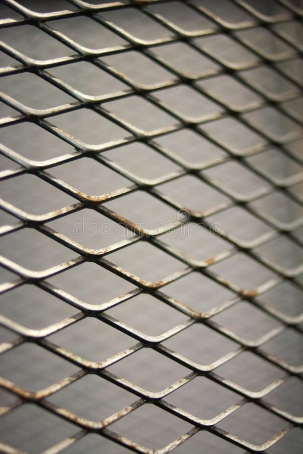 Wire Fence Background. Seamless Metal Chain Link Fence Stock ...