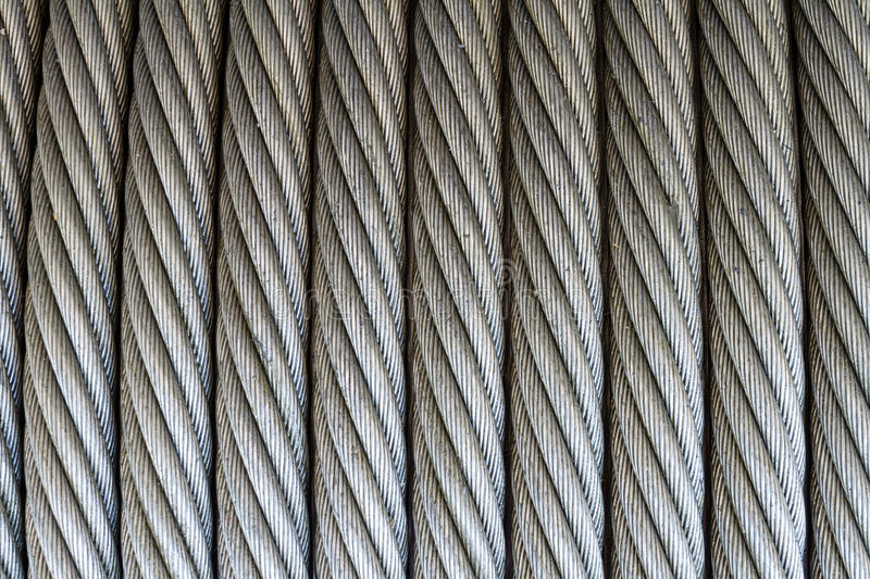 Download Wire Rope Texture Stock Image Of Mono Brown Orange