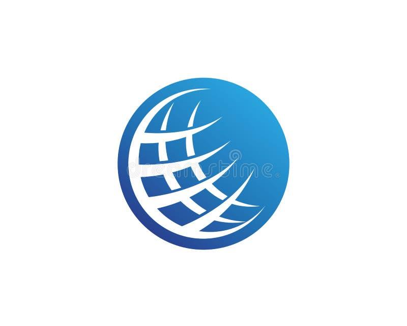 Wire World icon Logo Template vector illustration vector illustration