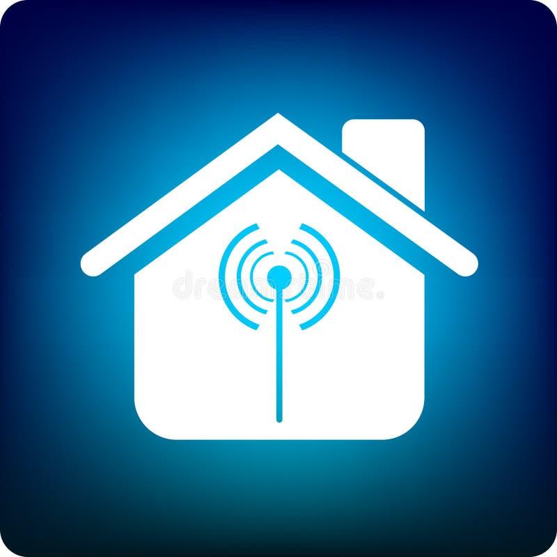 Wireless access vector illustration
