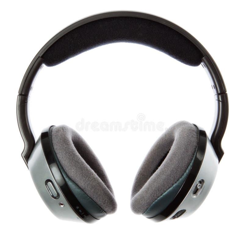 Download Wireless headphones. stock photo. Image of equipment - 25367122