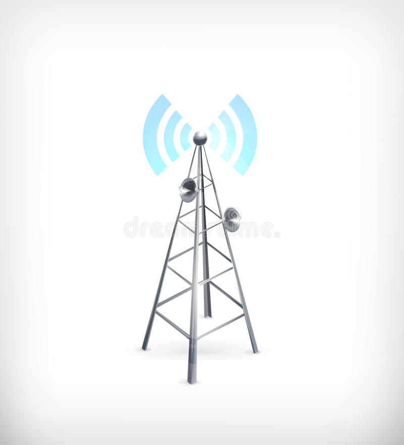 Wireless, Icon Stock Photo