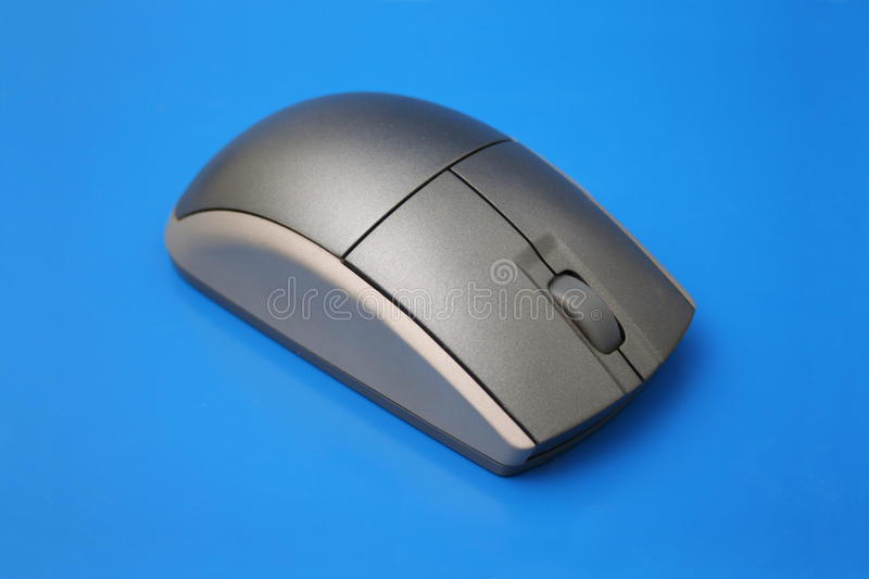 Download Wireless mouse stock image. Image of hardware, connected - 33478157