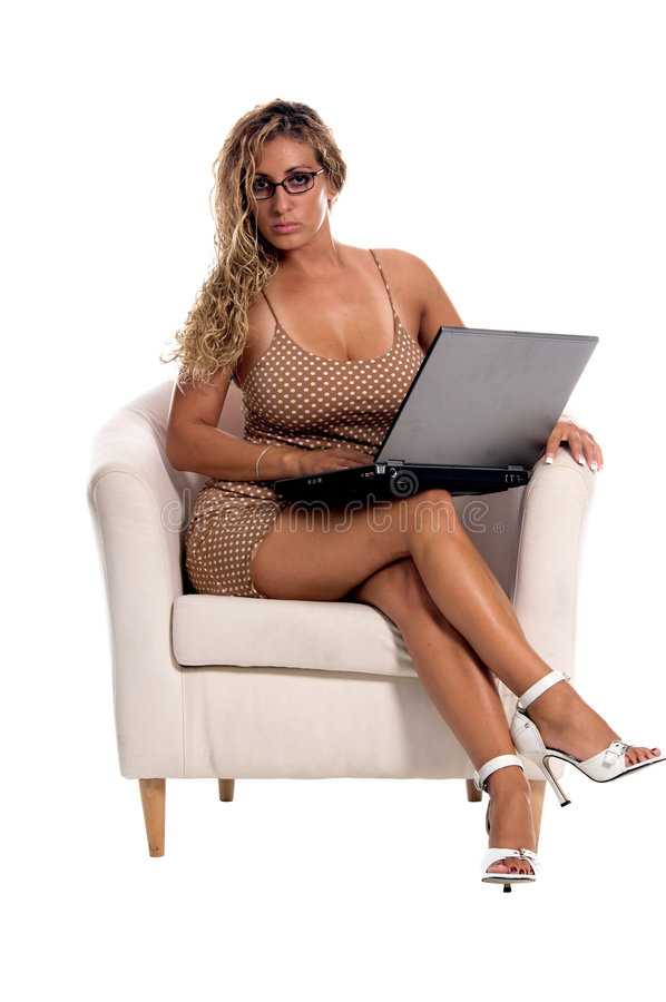Download Wireless Office stock image. Image of computer, latina - 1035643