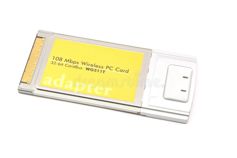 Download Wireless PC Card editorial image. Image of modern, wifi - 10968170