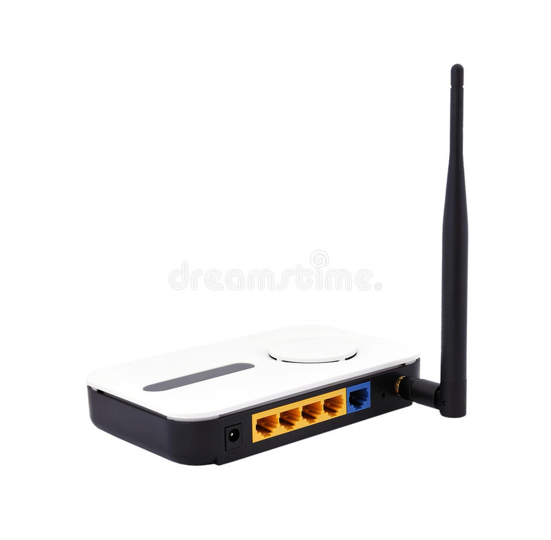 Download Wireless Router Royalty Free Stock Photo - Image: 26334025